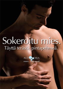 Sokerointi - body sugaring - karvojen poistoon sekä miehille että naisille - Hair Garage Kyttälänkadulla Tampereella